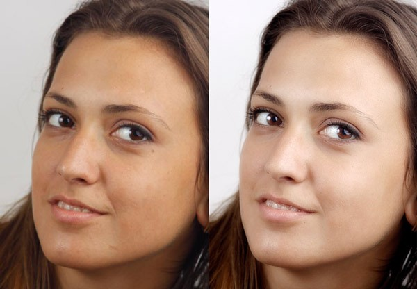 soften skin in photoshop